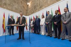 Gobex toma posesion nuevos consejeros el presidente del gobierno de extremadura jose antonio monago  dam preview
