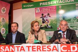 Presentacion de la iv womens cup ciudad de badajoz presentacion de la iv womens cup ciudad de badajo dam preview