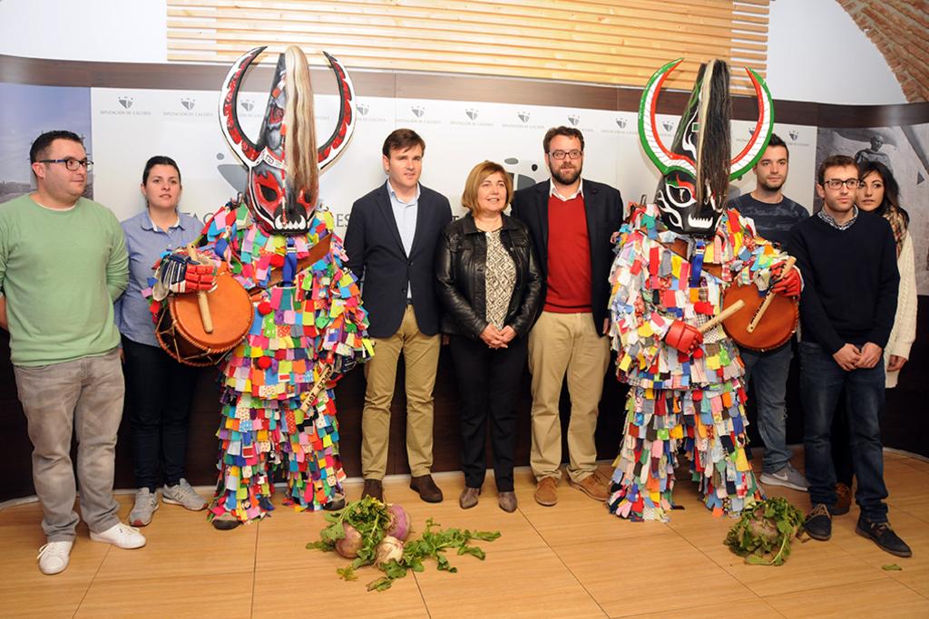 20000 Kilos De Nabos Están Preparados Para Jarramplas Extremadura