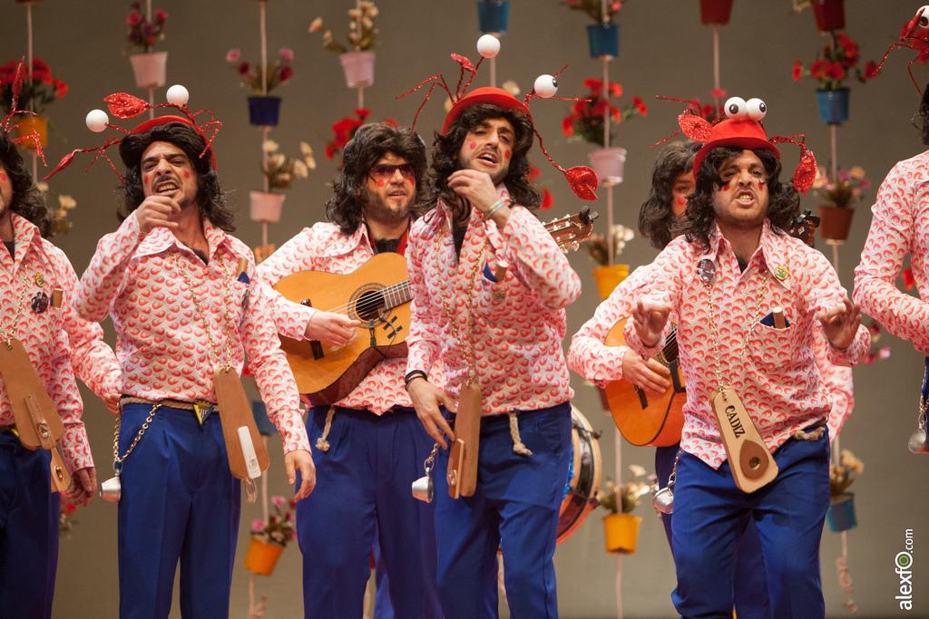 carnaval badajoz concurso de murgas
