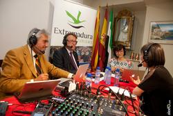 Especial programa de radio desde hogar extremeno de barcelona presentacion estrategia turismo gastro dam preview