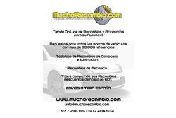 Recambios y repuestos para tu coche recambios y repuestos para tu coche dam preview