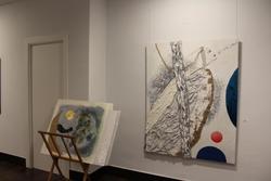 Exposicion de nisa goiburu plasencia galeria de arte la tea plasencia dam preview