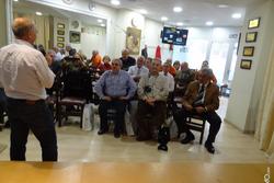 Encuentro de gobex con federacion de asociaciones extremenas en cataluna encuentro de gobex con fede dam preview