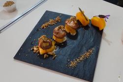 Taller gastronomico a cargo de magin carbonero jornadas gurumelo 2014 villanueva del fresno taller g dam preview