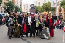 Grupos menores y artefactos desfile de comparsas carnaval badajoz 2014 grupos menores y artefactos d dam preview