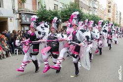 Comparsa los desertores desfile de comparsas carnaval badajoz 2014 comparsa los desertores desfile d dam preview