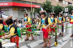 Comparsa la movida desfile de comparsas carnaval badajoz 2014 comparsa la movida desfile de comparsa dam preview