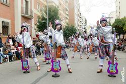 Comparsa caribe desfile de comparsas carnaval badajoz 2014 comparsa caribe desfile de comparsas carn dam preview