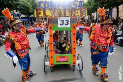 Comparsa el vaiven desfile de comparsas carnaval badajoz 2014 comparsa el vaiven desfile de comparsa dam preview