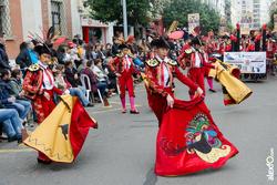 Comparsa montihuakan desfile de comparsas carnaval badajoz 2014 comparsa montihuakan desfile de comp dam preview