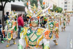 Comparsa moracantana desfile de comparsas carnaval badajoz 2014 comparsa moracantana desfile de comp dam preview