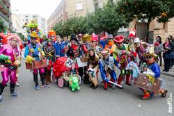 Comparsa los superkk desfile de comparsas carnaval badajoz 2014 comparsa los superkk desfile de comp dam preview