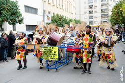 Comparsa yakare desfile de comparsas carnaval badajoz 2014 comparsa yakare desfile de comparsas carn dam preview