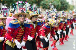 Comparsa marabunta desfile de comparsas carnaval badajoz 2014 dca 6363 comparsa marabunta desfile de dam preview