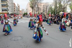 Comparsa los de siempre desfile de comparsas carnaval badajoz 2014 dca 6036 comparsa los mismos desf dam preview
