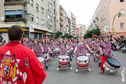 Grupo batala badajoz desfile de comparsas carnaval badajoz 2014 dca 5940 grupo batala badajoz desfil dam preview