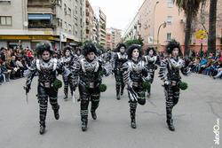 Comparsa los pirulfos desfile de comparsas carnaval badajoz 2014 dca 5757 comparsa los pirulfos desf dam preview