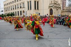 Comparsa los rikis desfile de comparsas carnaval badajoz 2014 dca 5509 comparsa los rikis desfile de dam preview