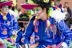 Comparsa dekebais desfile de comparsas carnaval badajoz 2014 dca 5397 comparsa dekebais desfile de c dam preview
