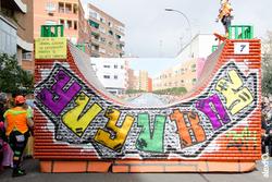 Comparsa yuyubas desfile de comparsas carnaval badajoz 2014 dca 5114 comparsa yuyubas desfile de com dam preview