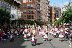 Comparsa las monjas desfile de comparsas carnaval badajoz 2014 dca 4987 comparsa las monjas desfile  dam preview