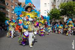 Comparsa los soletes desfile de comparsas carnaval badajoz 2014 dca 4898 comparsa los soletes desfil dam preview
