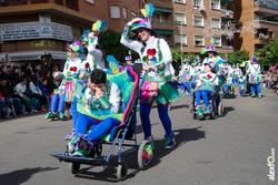 Comparsa colorido sobre ruedas desfile de comparsas carnaval badajoz 2014 dca 4870 comparsa colorido dam preview