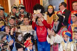 Pregon de los chunguitos carnaval de badajoz 2014 dca 3625 pregon de los chunguitos carnaval de bada dam preview