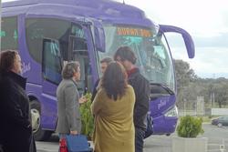 V encuentro cluster turismo extremadura llegada socios y check in hotel talayuela golf dsc05622 v en dam preview