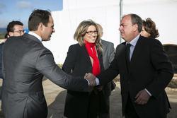 Gobes jornadas agricultura el presidente del gobierno de extremadura jose antonio monago inaugura la dam preview