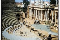 Merida teatro romano de merida 1 dam preview