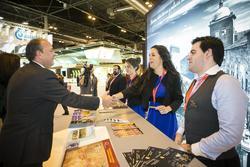 Gobex fitur 2014 el presidente del gobierno de extremadura jose antonio monago asiste a la inaugurac dam preview
