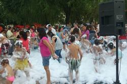 Fiestas de la espuma eventos fabri fiestas de la espuma espectaculos fabri extremadura dam preview