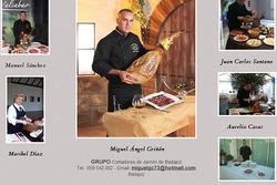 Miguel angel grinon cortador de jamon de badajoz grupo cortadores de jamon dam preview