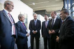 Gobex i foro iberico empresarial el presidente del gobierno de extremadura jose antonio monago parti dam preview