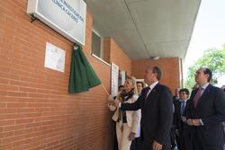 Gobex hospital sp alcantara el presidente del gobierno de extremadura jose antonio monago inaugura l dam preview