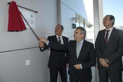 Gobex centro salud la pilara el presidente del gobierno de extremadura jose antonio monago inaugura  dam preview