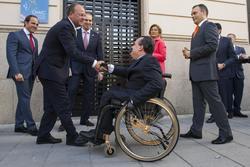 Gobex v premios grada el presidente del gobierno de extremadura jose antonio monago asiste a los v p dam preview