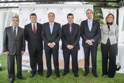 Gobex vi premios grupo ros el presidente del gobierno de extremadura jose antonio monago asiste a la dam preview