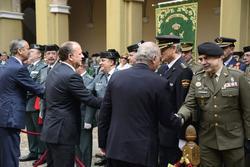 Gobex toma de posesion del general jah el presidente del gobierno de extremadura jose antonio monago dam preview