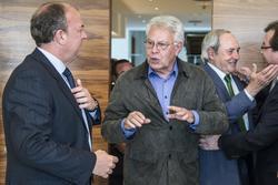 Gobex desayuno con felipe gonzalez el presidente del gobierno de extremadura jose antonio monago par dam preview