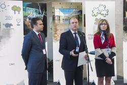 Gobex presentacion invest in extremadura el presidente monago presenta el proyecto invest in extrema dam preview