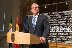 Gobex apoya a los trabajadores de cb el presidente del gobierno de extremadura jose antonio monago a dam preview