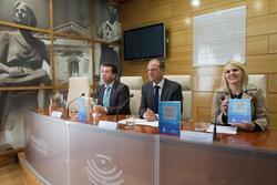 Gobex presentacion libro el presidente del gobierno de extremadura jose antonio monago participa en  dam preview