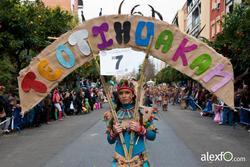 Comparsa teotihuakan carnaval badajoz 2013 comparsa teotihuakan carnaval badajoz 2013 dam preview