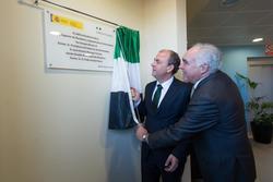 Gobex inauguracion residencia eshaex el presidente del gobierno de extremadura jose antonio monago i dam preview