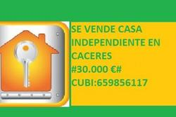 Se vende casa en caceres se vende casa independiente dot 3 plantas dot caceres dam preview