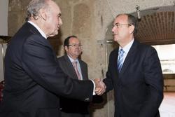 Gobex monago se reune con la creex el presidente del gobierno de extremadura jose antonio monago se  dam preview