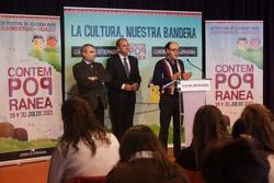 Gobex presentacion contempopranea 2013 el presidente del gobierno de extremadura jose antonio monago dam preview
